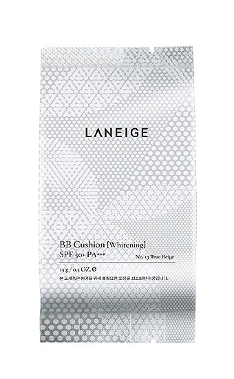 Amazon.com: [Laneige] BB cojín Recambio _ Blanqueamiento ...