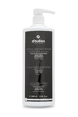 DBullón Leche Hidronutritiva Corporal 24h. Crema Hidratante Corporal - 1000 ml