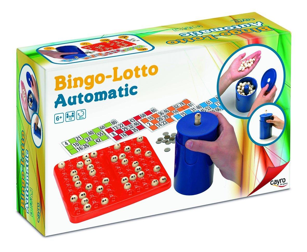 Cayro Meadow Kids 301 - Bingo Automatico (+6 Años)  Amazon.es  Juguetes y  juegos 861a404bc1f39