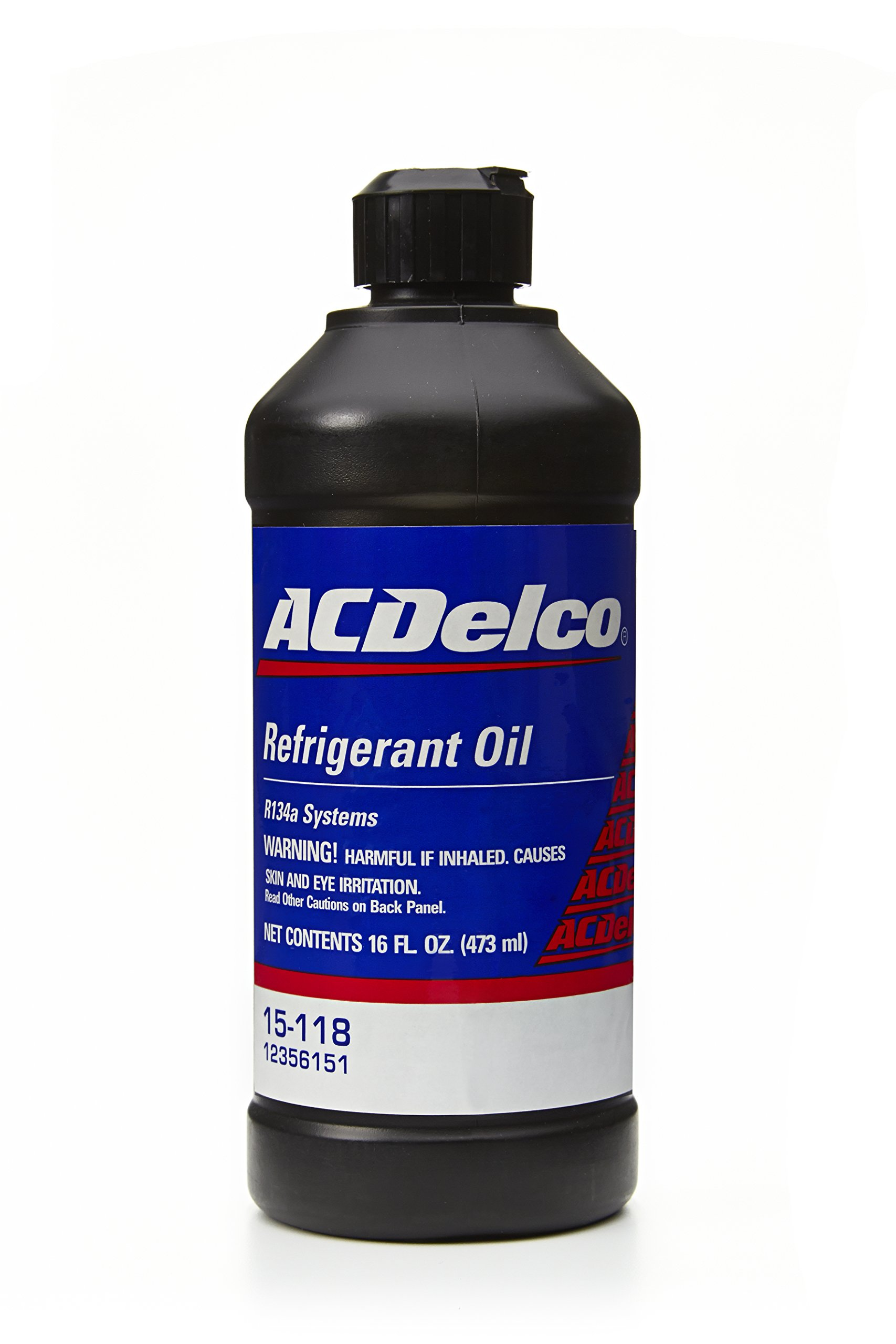 ACDelco 15-118 Air Conditioning System PAG Oil - 16 oz by ACDelco