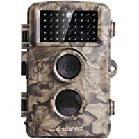 Distianert 12MP 720P Game Camera Trail Camera