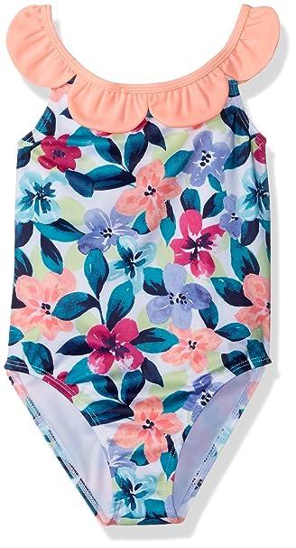 Amazon.com: Gymboree bebé niña – Estampado floral traje de ...