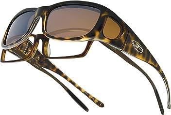 2b85b4d09693 Jonathan Paul Eyewear Sabre JP Fitovers - Cheetah - Amber Lens (SB003A)