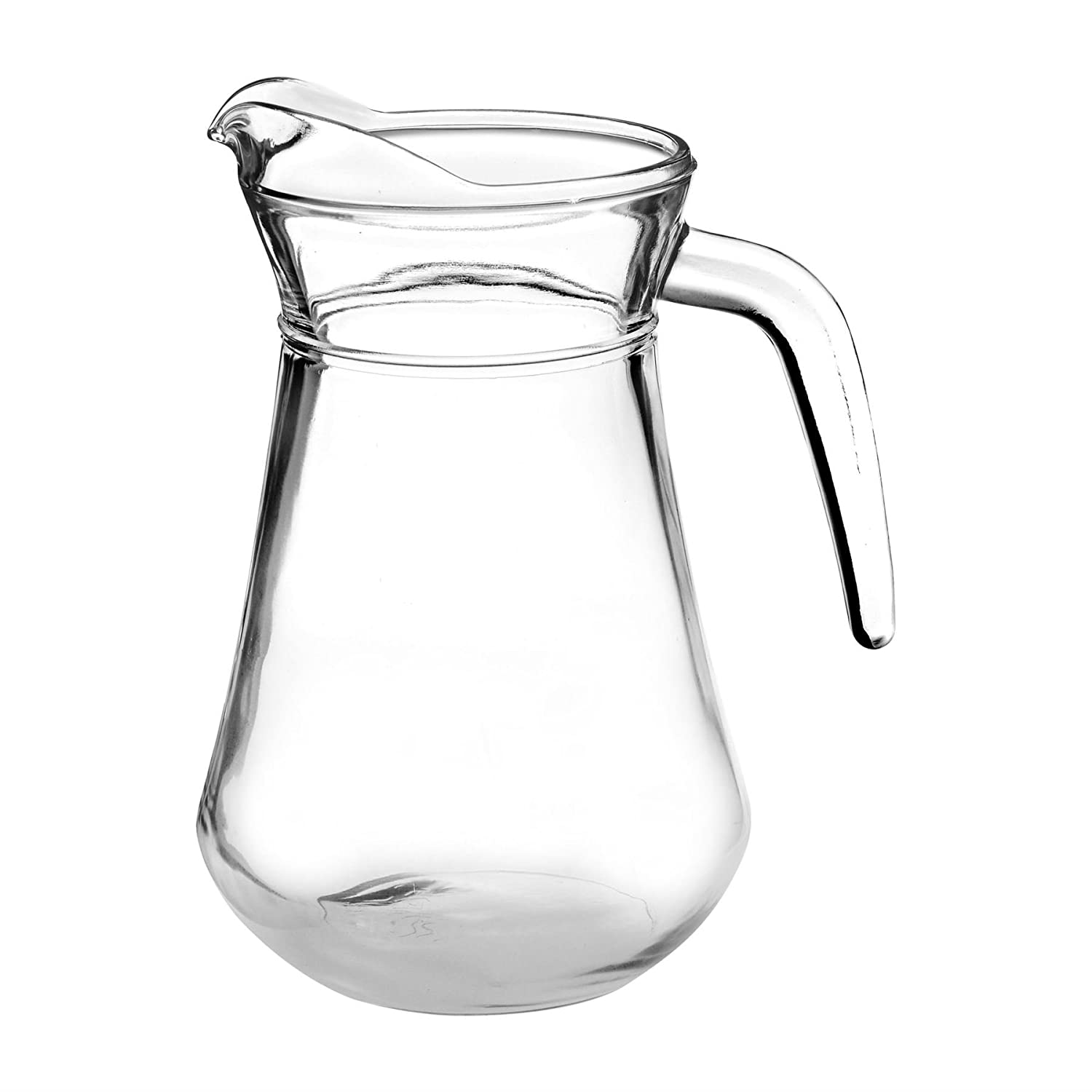 Argon Tableware 'Brocca' Glass Water / Cocktail / Pitcher Jug - 1480ml (52oz)
