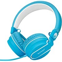 RockPapa 952 Auriculares Estéreo Plegables con Potentes Bajos