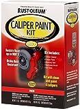 Rust-Oleum Automotive 257169 Caliper Kit, Red