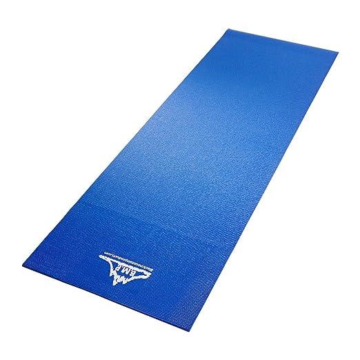 Amazon.com: Negro Montaña Eco Friendly Esterilla de yoga mat ...