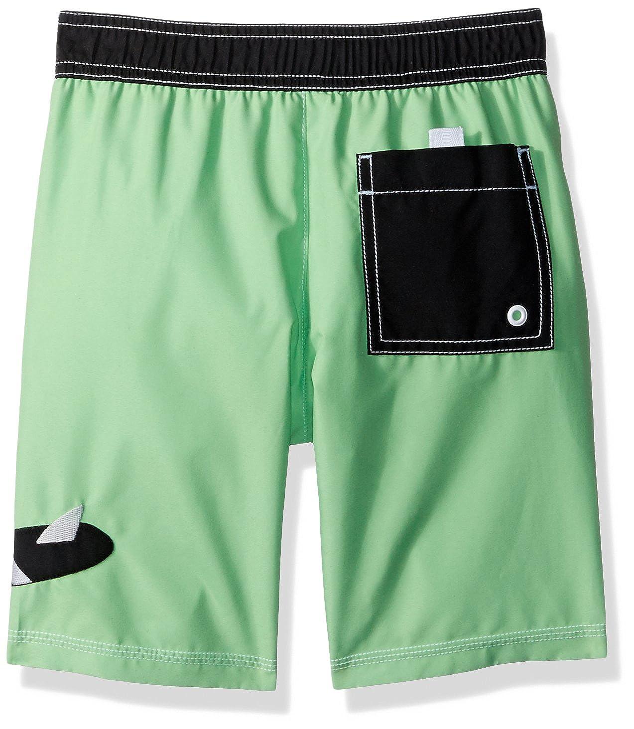 79224f9e6b Amazon.com: Gymboree Boys' Printed Swim Trunks: Clothing