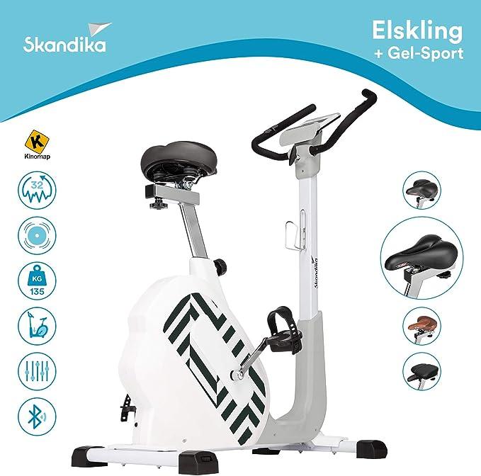 skandika Elskling - Bicicleta estática/ergómetro - Diferentes ...