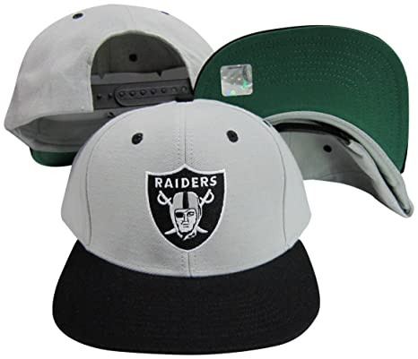 Image Unavailable. Image not available for. Color  Reebok Oakland Raiders  Logo Grey Black Two ... 8212eec1d