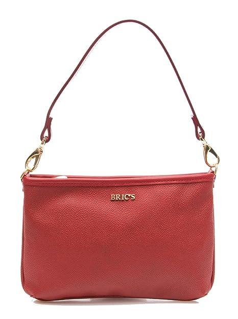 Bric s Borsa Donna Roma Bag Bordeaux BRM03928.020  Amazon.it  Scarpe ... 1057f53b33c