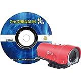 Somikon HD-Action-Cam DV-78.night mit Spezial-Software ProDRENALIN