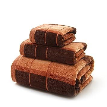Amazon.com: VANWEIDI - Juego de toallas de baño para yoga, 3 ...