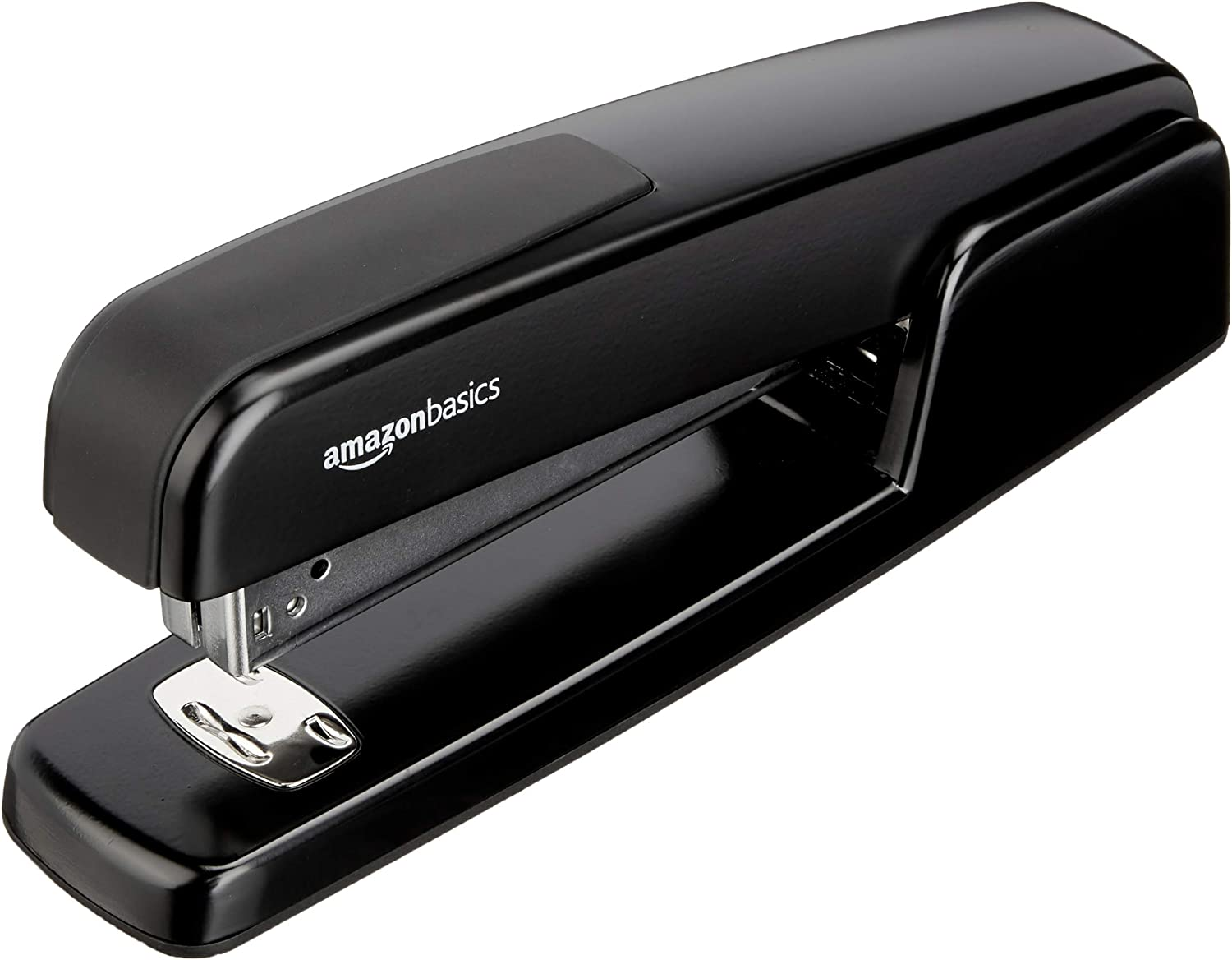 AmazonBasics Metal Stapler - Large, 20 Sheet