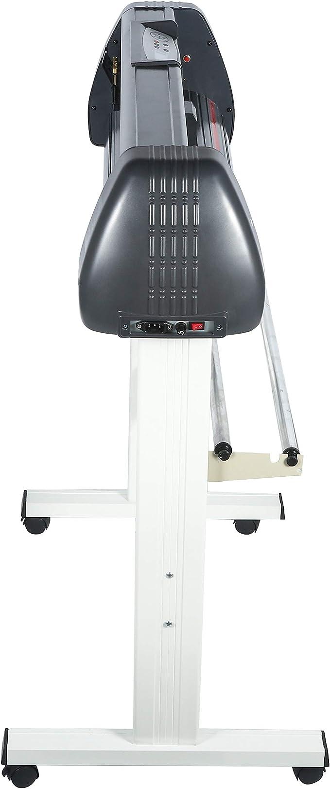 Máquina de corte MG-Rocky para plotter de corte de 870 mm Dispositivo de corte de vinilo para plotter de corte Impresora de corte USB con software Artcut: Amazon.es: Bricolaje y herramientas