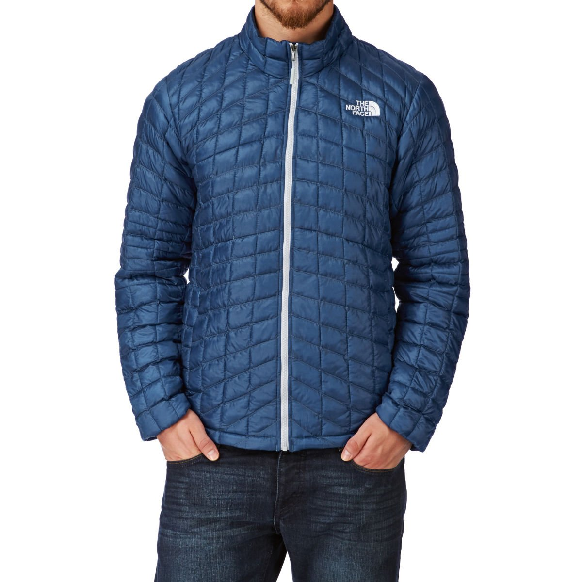 The North Face Herren Daunenjacke Thermoball Hoodie