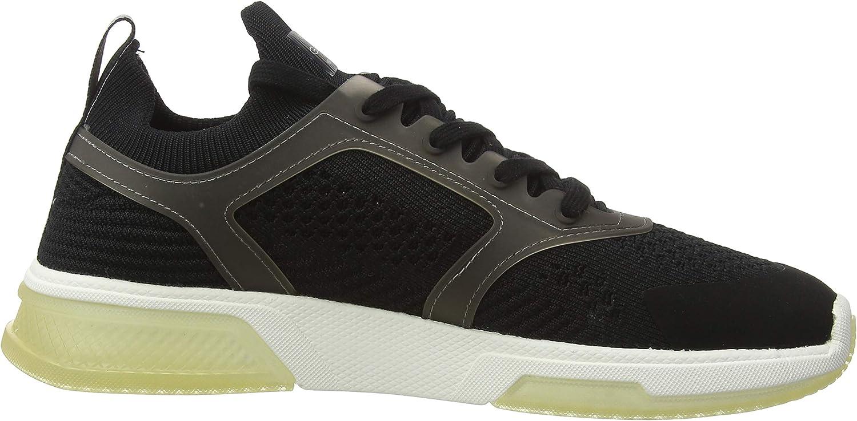 GANT Herren Hightown Sneaker Schwarz Black G00