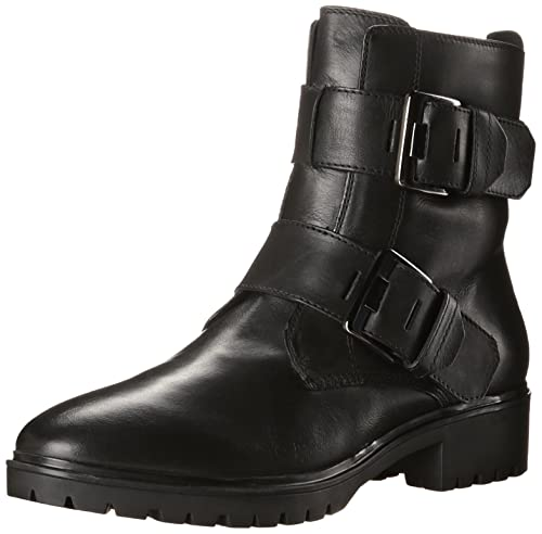 Women Ankle Boots Geox PEACEFUL Ankle boots black,geox