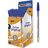 BIC Ballpoint Blue 1,0mmpack Of 50 Pieces