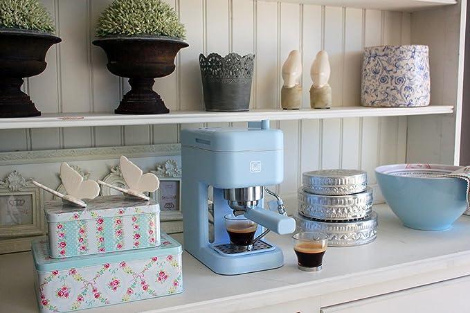 Briel ES 14 Special Edition Cafetera Espresso, 1260 W, Plástico ...