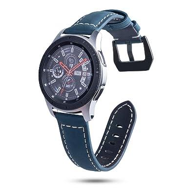 ❀para Samsung Gear S3, RTUROM Correa de Pulsera de Reloj de ...