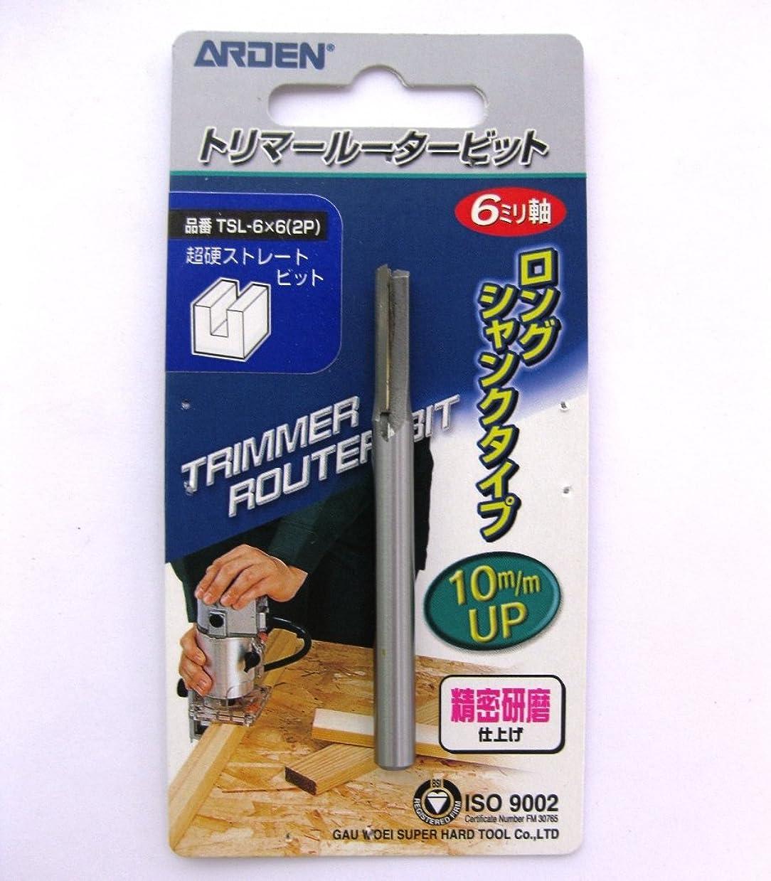 モック暖かさ金属Bestgle 2ピース超硬刃ルータービット 電動トリマー用ビット ルータービット木工用 切削工具 戸板彫刻 6.35ミリメートル(1/4