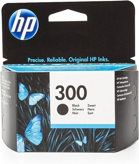 Hp Tintenpatrone Schwarz Hp 300 Bürobedarf Schreibwaren