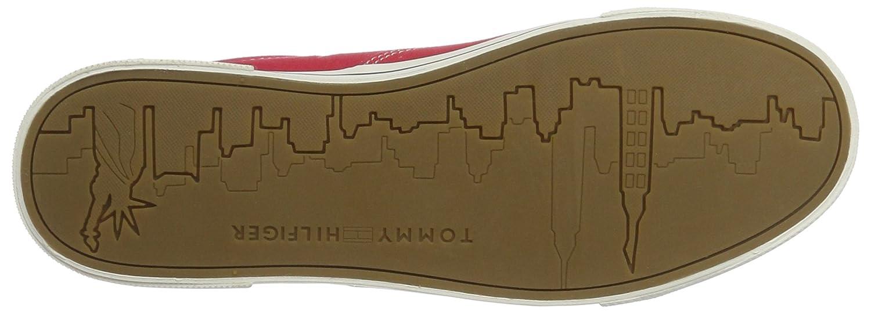 70f112f59c3c7b Tommy Hilfiger Herren Y2285armouth 1d Low-Top  Amazon.de  Schuhe    Handtaschen