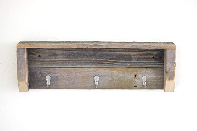 Amazon.com: Doug & Cristy Designs Natural Rustic Storage ...