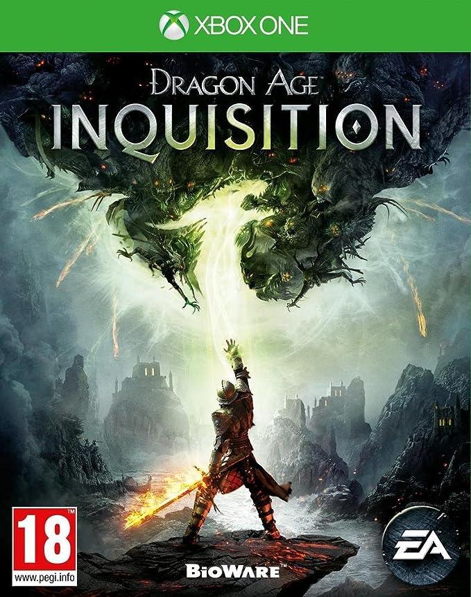 Electronic Arts Dragon Age: Inquisition, Xbox One Básico Xbox One vídeo - Juego (Xbox One, Xbox One, RPG (juego de rol), Modo multijugador, M (Maduro)): Amazon.es: Videojuegos