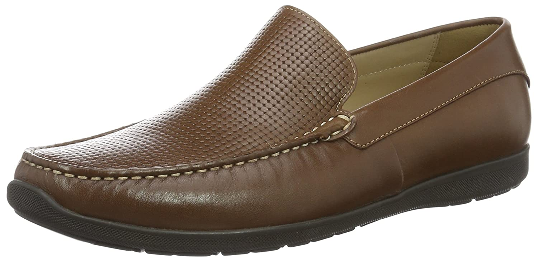 750999fe ECCO Men's Dallas Moc Slip-on Loafer