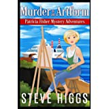 Murder is an Artform (Patricia Fisher Mystery Adventures)