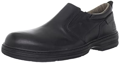 Caterpillar Mens Conclude Steel Toe Work ShoeBlack7