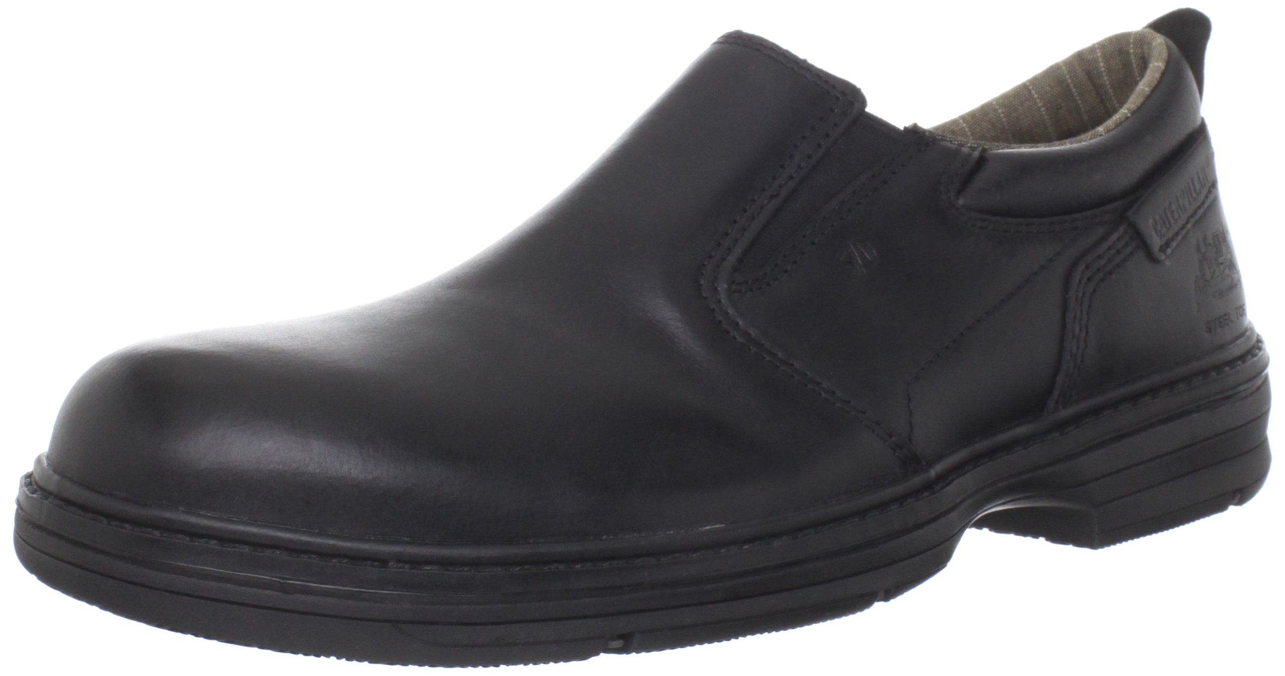 Caterpillar Men's Conclude Steel Toe Work Shoe,Black,9.5 W US