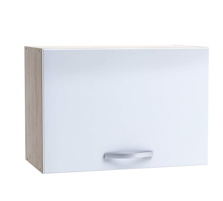 Küchenhängeschrank Weiß: (7,51€/m²) Original Oracal 451 Banner Cal, 5m X 63cm, 070