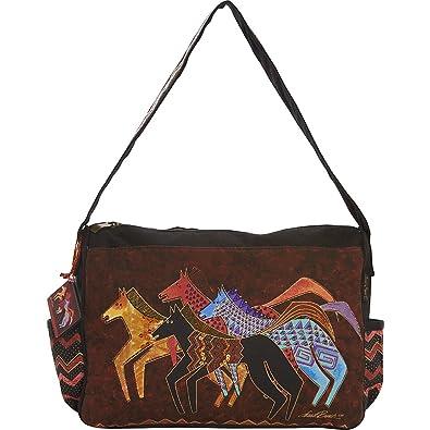 e611451625bd Laurel Burch Native Horses Shoulder Bag (Native Horses)  Handbags   Amazon.com
