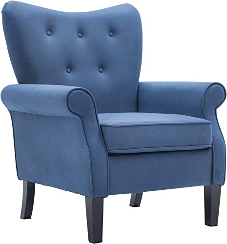 Reviewed: Artechworks Tufted Upholstered Accent Arm Chair