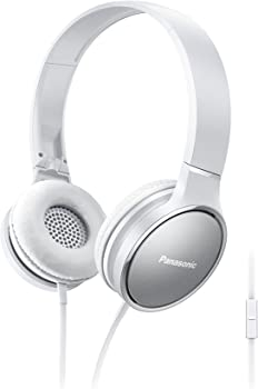 Panasonic Premium Sound On-Ear 3.5mm Wired Headphones