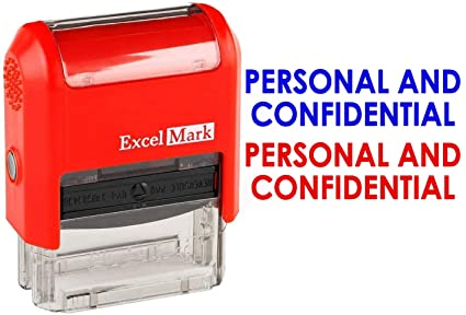 Amazon PERSONAL AND CONFIDENTIAL