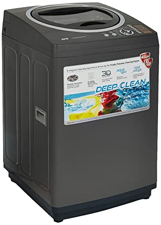 IFB 6.5 kg Fully-Automatic Top Loading Washing Machine (TL-RCG/RCSG Aqua, Graphite Grey, Aqua Energie water softener)