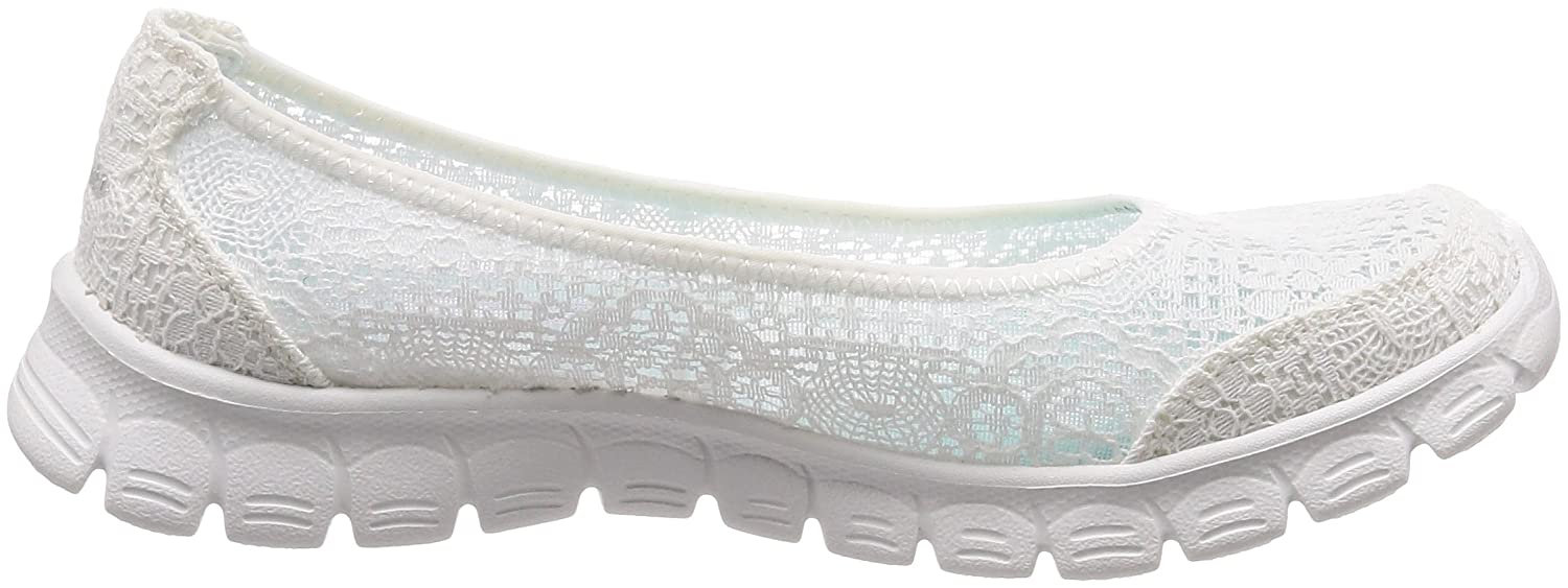 Skechers 3.0-Beautify Women's Ez Flex 3.0-Beautify Skechers B076HVJ3VC 6.5 B(M) US|White b42980