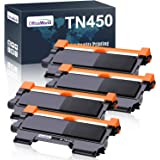 OfficeWorld Compatible Toner Cartridge Replacement for Brother TN450 TN-450 TN420 for HL-2270DW HL-2280DW HL-2230 HL-2240 MFC