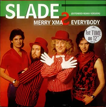 slade merry xmas everybody polydor 2058 422 - Slade Merry Christmas Everybody