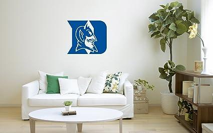 amazon com duke blue devils basketball 22 x 26 team logo original