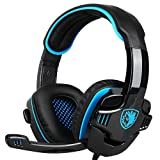 Amazon Price History for:SADES Gaming Headset Headphone For PS4/PC/Laptop/Xbox 360 with Microphone SA-708GT