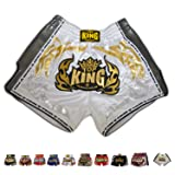 Top King Boxing Muay Thai Shorts Normal or Retro