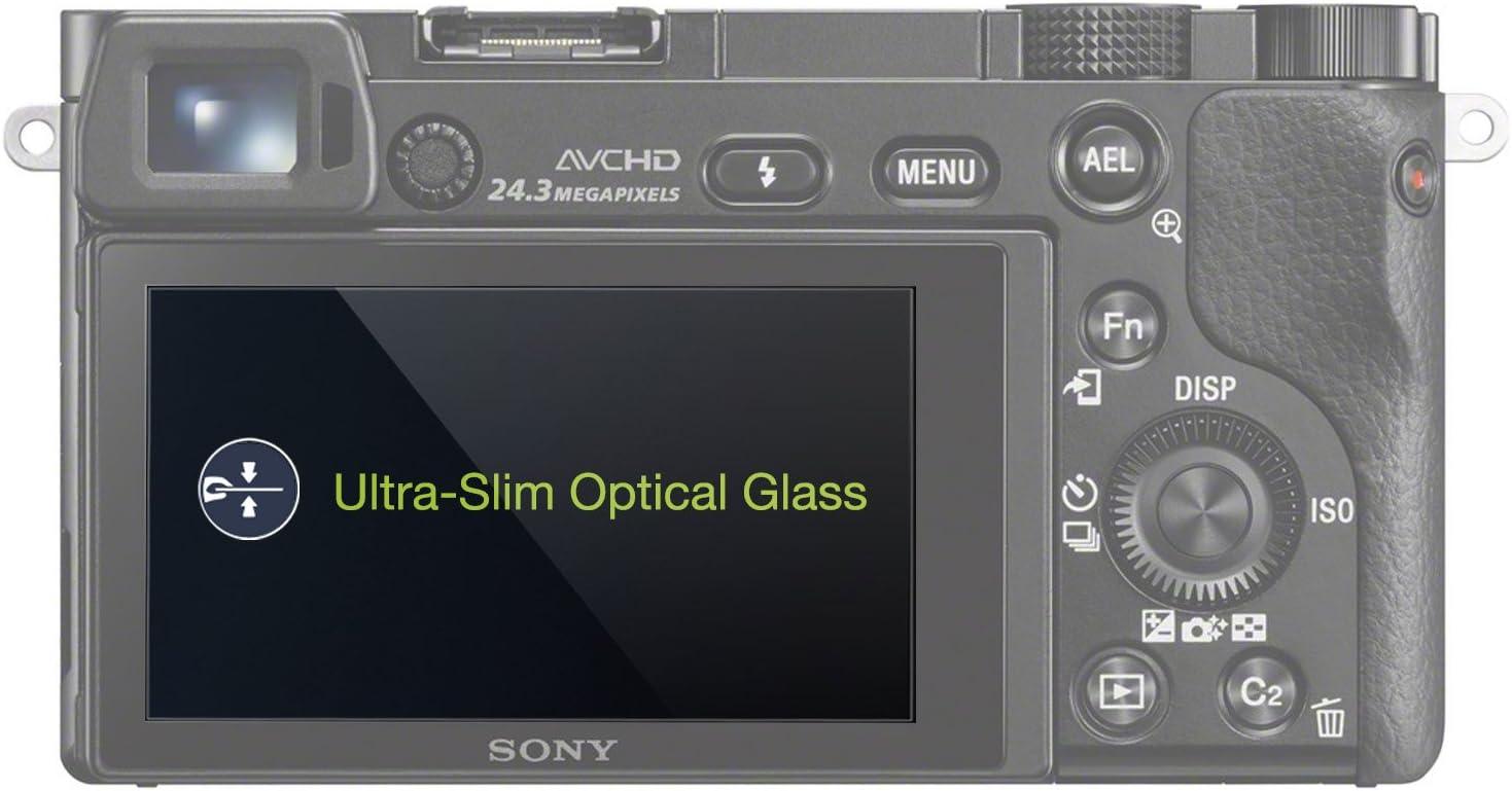 Megagear Kamera Lcd Optischer Displayschutz Kompatibel Mit Sony Kamera