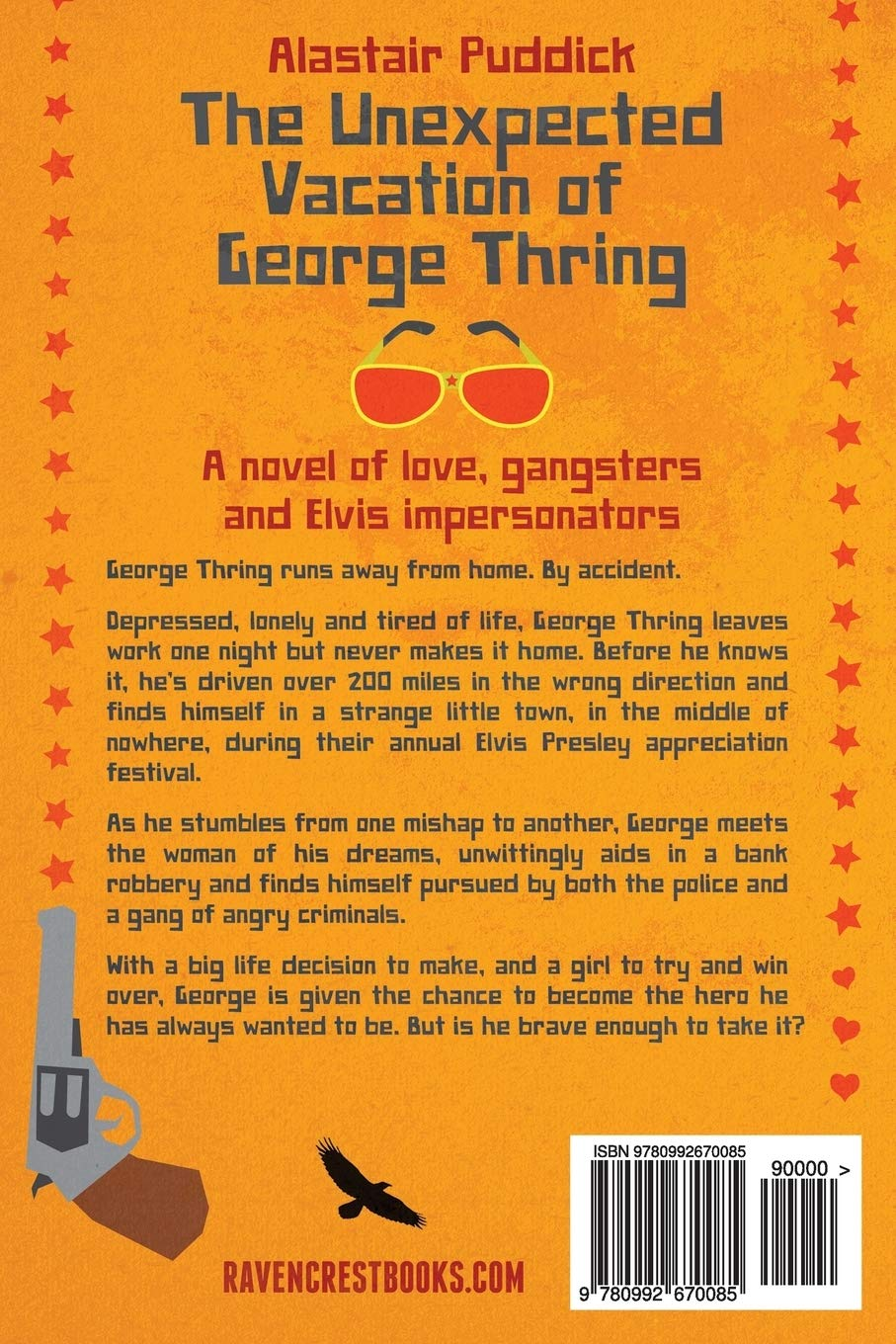 Download The Unexpected Vacation Of George Thring By Alastair Puddick