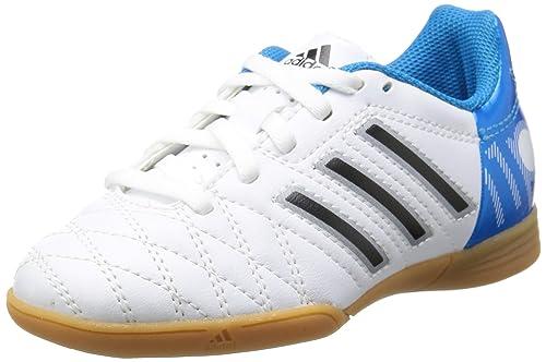 Fútbol Color Complementos Blanco De es Para Amazon Talla Niños Zapatos 45 Questra Y Adidas Sala q6tWpngqw