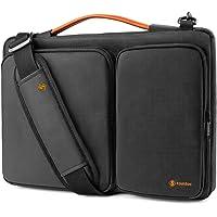 tomtoc 360 Protective Laptop Shoulder Bag for 15.6 Inch Acer Aspire 3/5/7 Laptop, HP Pavilion 15.6, Dell Inspiron 15…